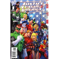 Justice League of America Vol. 2 Issue 01