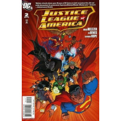 Justice League of America Vol. 2 Issue 02