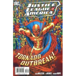 Justice League of America Vol. 2 Issue 03