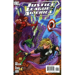 Justice League of America Vol. 2 Issue 04