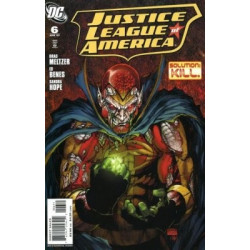 Justice League of America Vol. 2 Issue 06