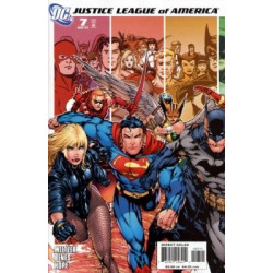 Justice League of America Vol. 2 Issue 07