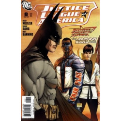 Justice League of America Vol. 2 Issue 08