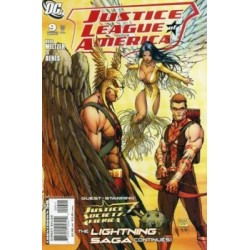Justice League of America Vol. 2 Issue 09