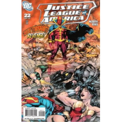 Justice League of America Vol. 2 Issue 22