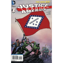 Justice League of America Vol. 3 Issue 1ar