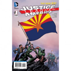 Justice League of America Vol. 3 Issue 1az
