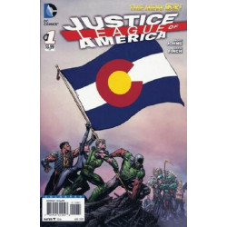Justice League of America Vol. 3 Issue 1co