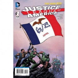 Justice League of America Vol. 3 Issue 1ia