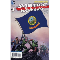 Justice League of America Vol. 3 Issue 1id