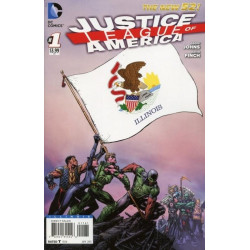Justice League of America Vol. 3 Issue 1il