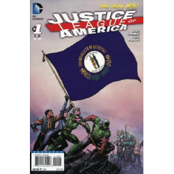 Justice League of America Vol. 3 Issue 1ky