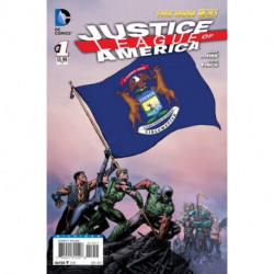 Justice League of America Vol. 3 Issue 1mi