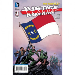 Justice League of America Vol. 3 Issue 1nc