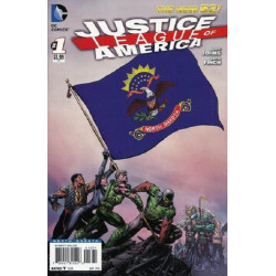 Justice League of America Vol. 3 Issue 1nd
