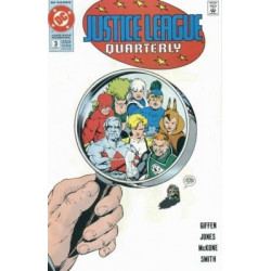 Justice League Quarterly  Issue 3