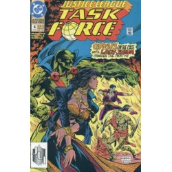 Justice League Task Force  Issue 04