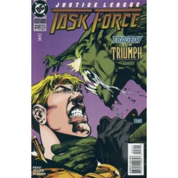 Justice League Task Force  Issue 23
