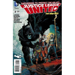Justice League United  Issue 3c