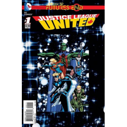 Justice League United: Futures End One-Shot Issue 1
