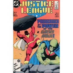 Justice League Vol. 1 Issue 6