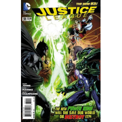 Justice League Vol. 2 Issue 31