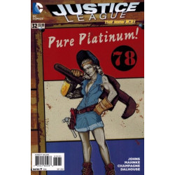 Justice League Vol. 2 Issue 32c