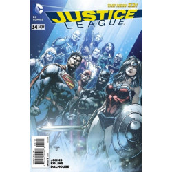 Justice League Vol. 2 Issue 34