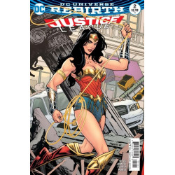 Justice League Vol. 3 Issue 02b