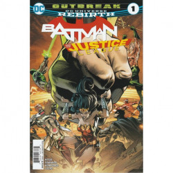 Justice League Vol. 3 Issue 10w