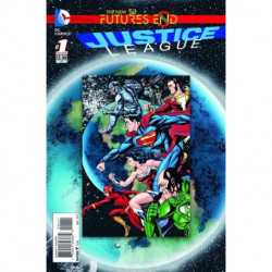 Justice League: Futures End One-Shot Issue 1