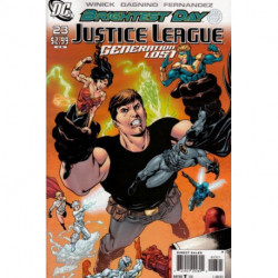 Justice League: Generation Lost  Issue 23b