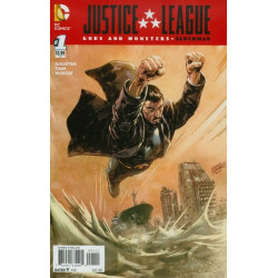 Justice League: Gods and Monsters - Superman Issue 1