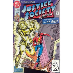 Justice Society of America Vol. 1 Issue 1