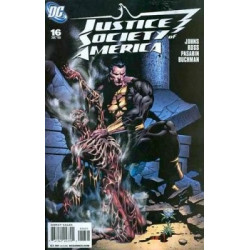 Justice Society of America Vol. 3 Issue 16b