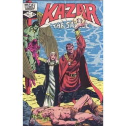 Ka-Zar The Savage  Issue 12
