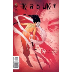 Kabuki: The Alchemy  Issue 4b