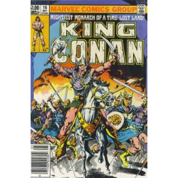 King Conan  Issue 16