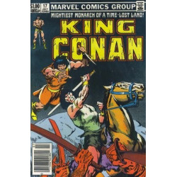 King Conan  Issue 17