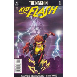Kingdom: Kid Flash One-Shot Issue 1