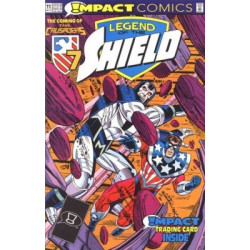 Legend of the Shield  Issue 11