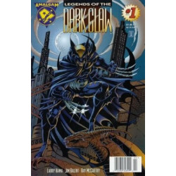 Legends of the Dark Claw One-Shot Issue 1