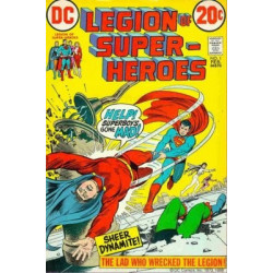 Legion of Super-Heroes Vol. 1 Issue 1