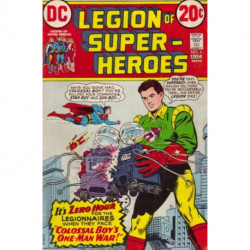 Legion of Super-Heroes Vol. 1 Issue 4