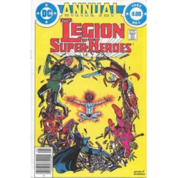 Legion of Super-Heroes Vol. 2 Annual 1
