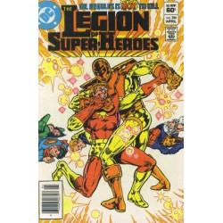 Legion of Super-Heroes Vol. 2 Issue 286