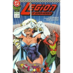 Legion of Super-Heroes Vol. 4 Annual 1