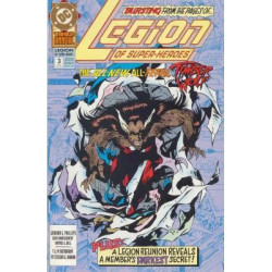 Legion of Super-Heroes Vol. 4 Annual 3