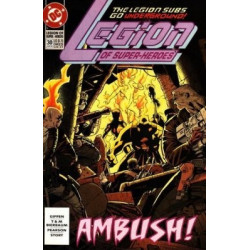 Legion of Super-Heroes Vol. 4 Issue 030