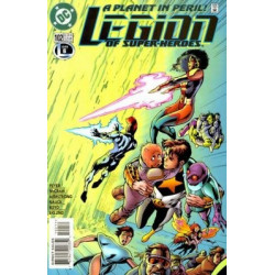 Legion of Super-Heroes Vol. 4 Issue 102